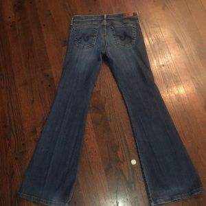 """Adriano Goldschmied """"The Belle"""" Flare Jeans 28r"""